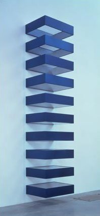 Donald Judd Untitled 1990