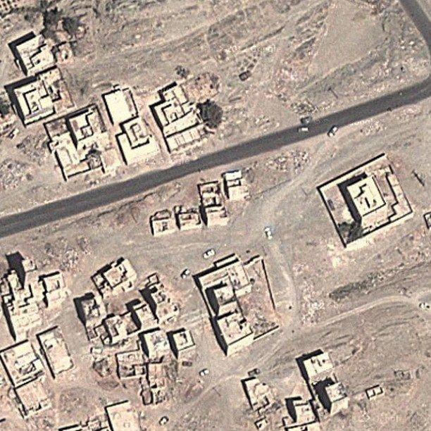 Aerial Dronestagram image Beida valley