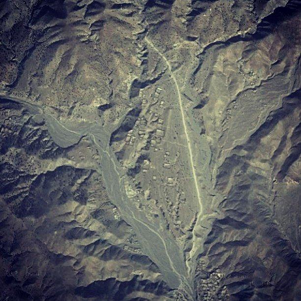 Aerial Dronestagram image North Waziristan