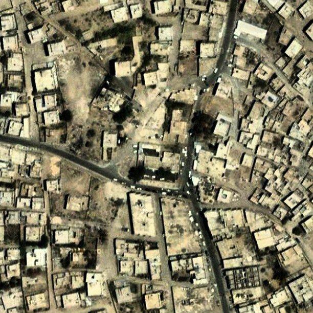 Aerial Dronestagram Southern Yemen