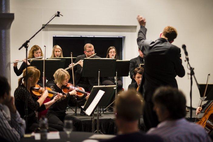 Ensemble 10/10 Tate Liverpool Music for Mondrian 2014