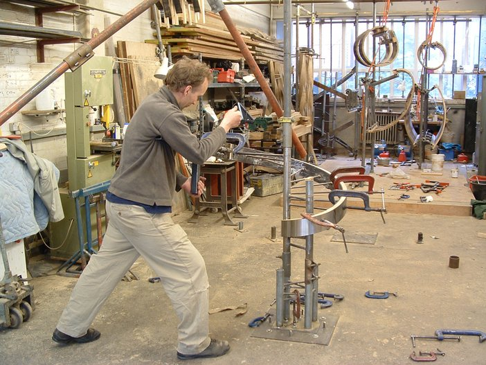 Matthew Perry Richard Deacon studio 7 2013