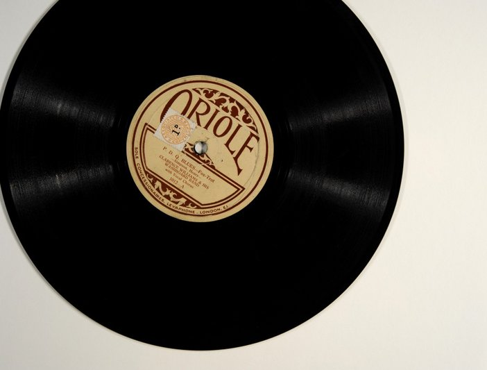 Edward Burra Oriole record