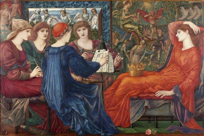 Edward Coley Burne-Jones Laus Veneris 1873–8