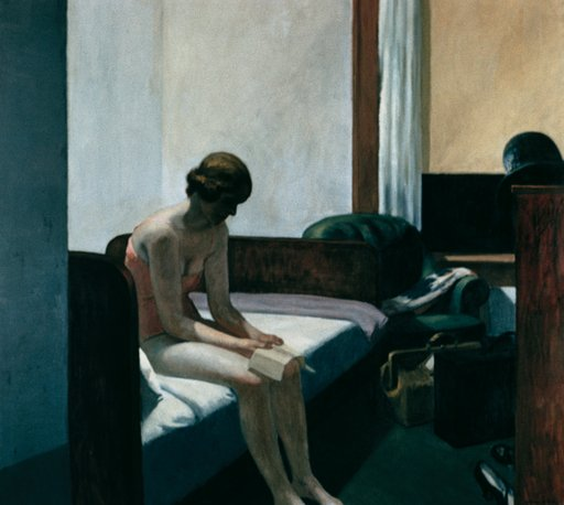 Edward Hopper Hotel Room 1931 Oil on canvas