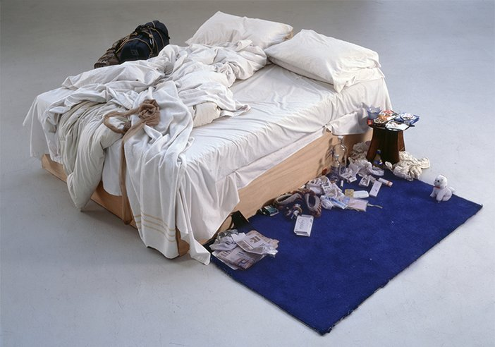 Tracey Emin My Bed 1998