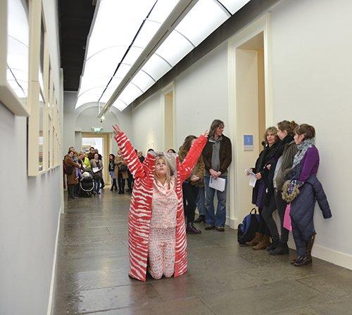 Episodes at Scottish National Gallery of Modern Art