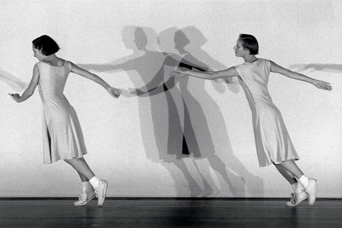 scene from Fase: Four movements to the Music of Steve Reich 1982, Anne Teresa De Keersmaeker