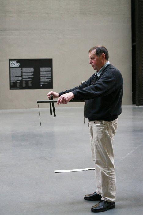 Franz Erhard Walther, Werksatz (Workset) 2008
