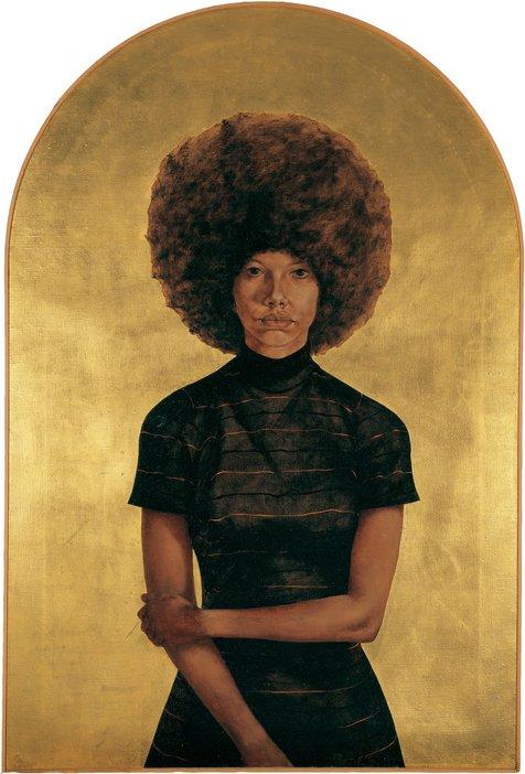 Barkley L. Hendricks, Lawdy Mama 1969