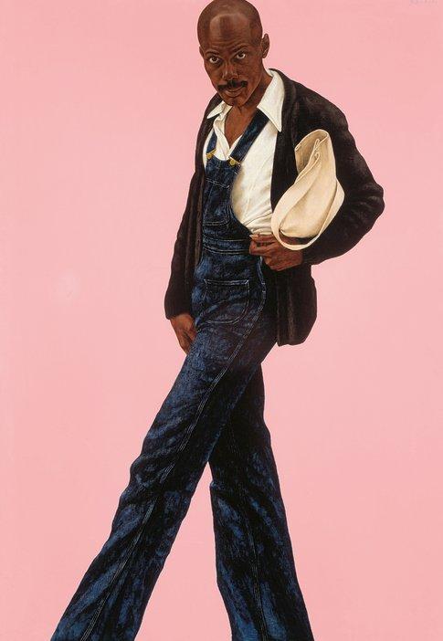 Barkley L. Hendricks, Misc Tyrone (Tyrone Smith) 1976