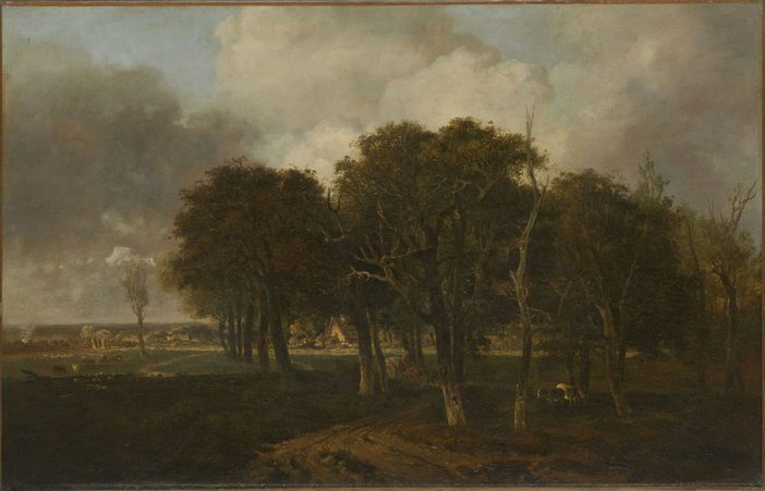 John Crome Hautbois Common, Norfolk c.1810