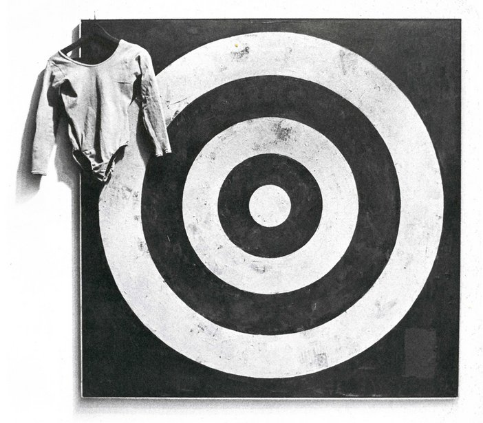 James Klosty, Jasper Johns's Studio, undated