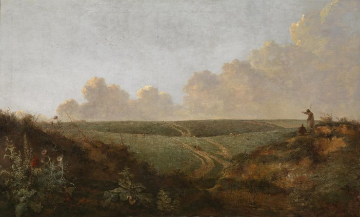 John Crome Mousehold Heath c.1818–20