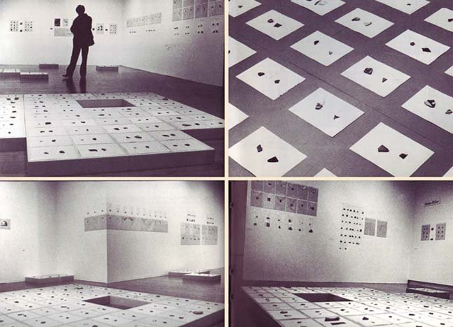 Susan Hiller Fragments 1976–8