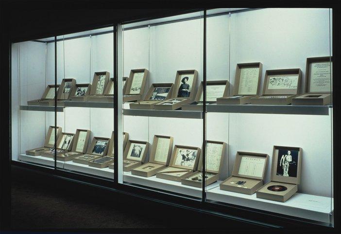 Susan Hiller At the Freud Museum 1994