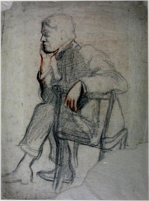 William Rothenstein Charles Conder 1893