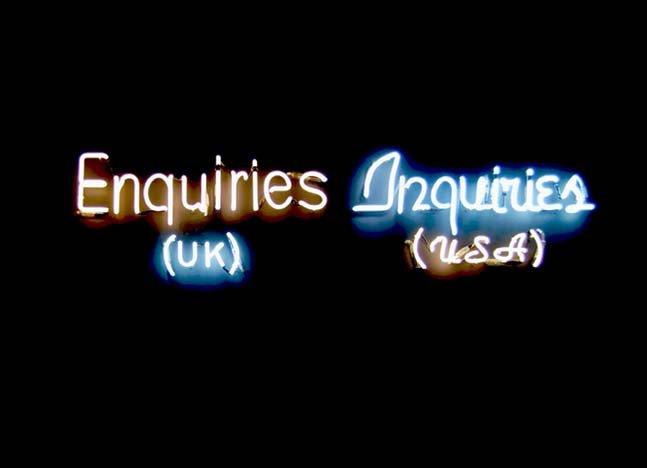Susan Hiller Enquiries/Inquiries 1973/1975