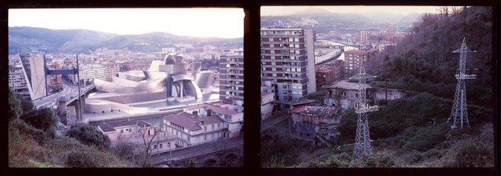 Allan Sekula, Bilbao, from TITANIC's Wake 1999/2000