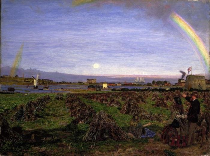 Ford Madox Brown, Walton-on-the-Naze 1859–60