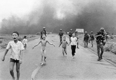 Nick Ut, The Terror of War 1972
