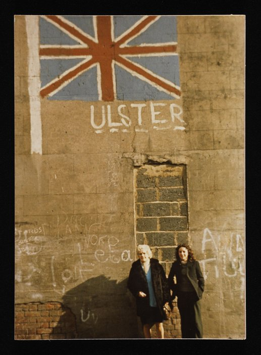 Photograph acquired for Conrad Atkinson exhibition, 'A shade of green, an orange edge', Belfast, 1975, Tate Archive
