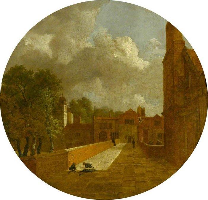 Thomas Gainsborough, The Charterhouse 1748
