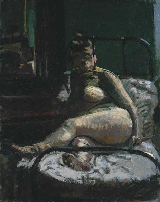 Walter Richard Sickert La Hollandaise c.1906