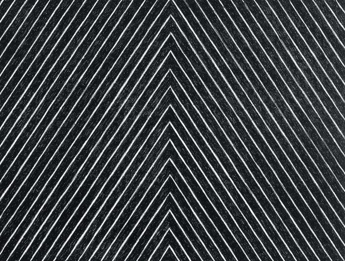 Frank Stella From Black Series II 1967