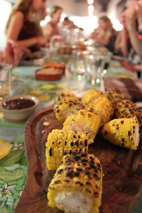 Gaba Museum Restaurant Feast for Friends 23 July 2013 Tate Modern