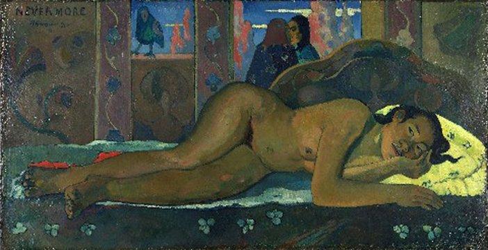 Gauguin Nevermore