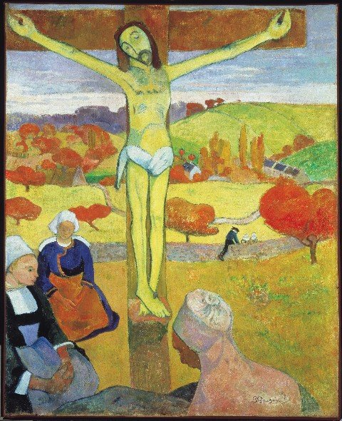 Gauguin Yellow Christ