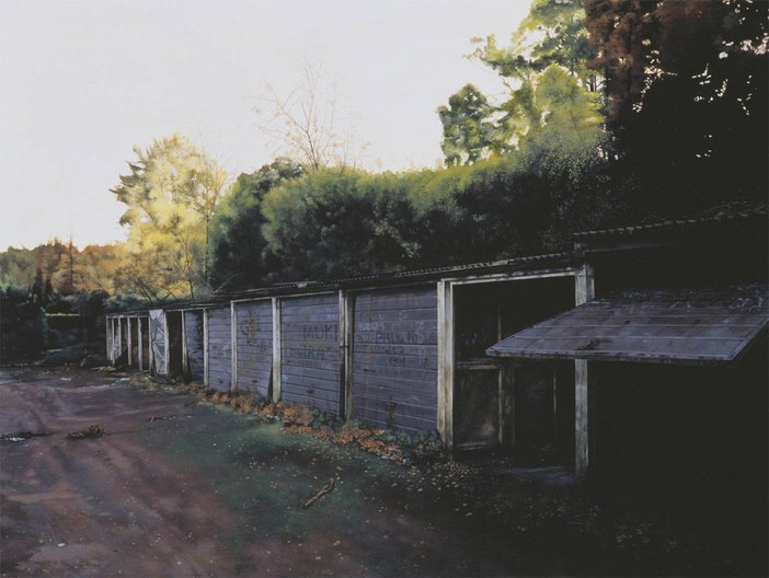 George Shaw, Scenes from the Passion: Late 2002