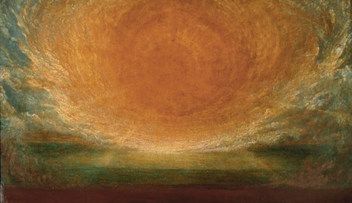 George Frederic Watts After the Deluge c.1885–92