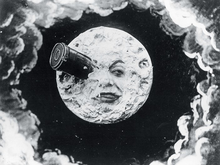 Georges Méliès A Trip to the Moon 1902