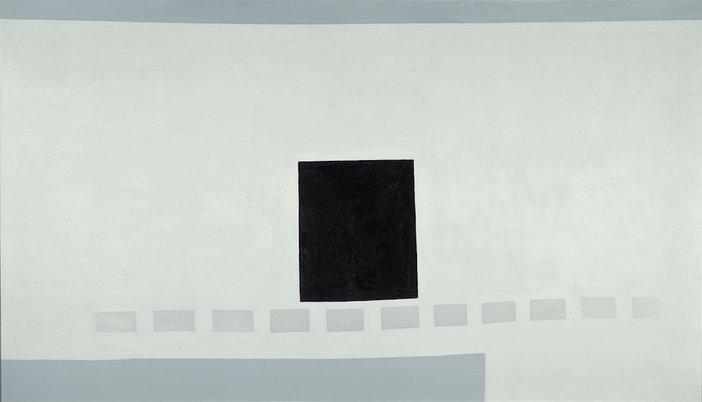 Georgia O'Keeffe, My Last Door, 1952–4