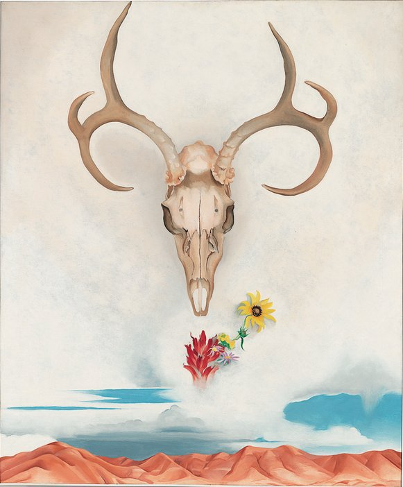 Georgia O'Keeffe, Summer Days, 1936