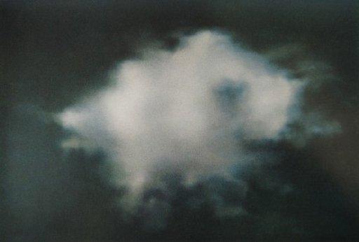 Gerhard Richter Cloud 1970