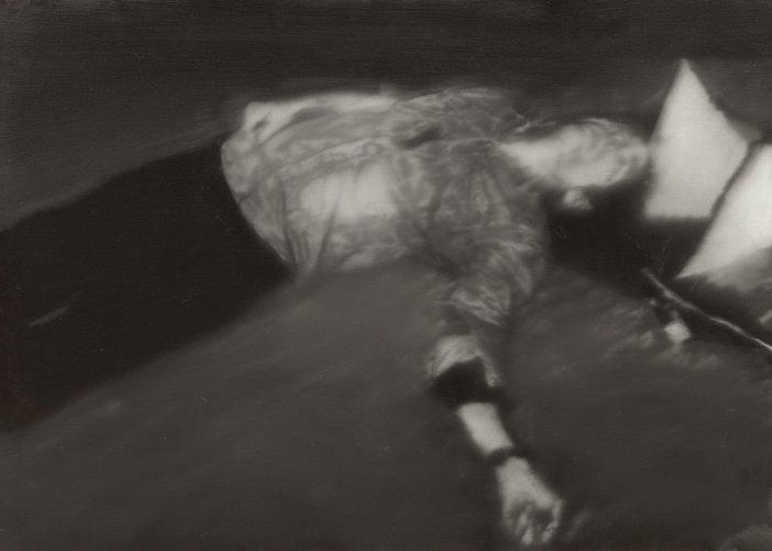 Gerhard Richter Man Shot Down 1 1988