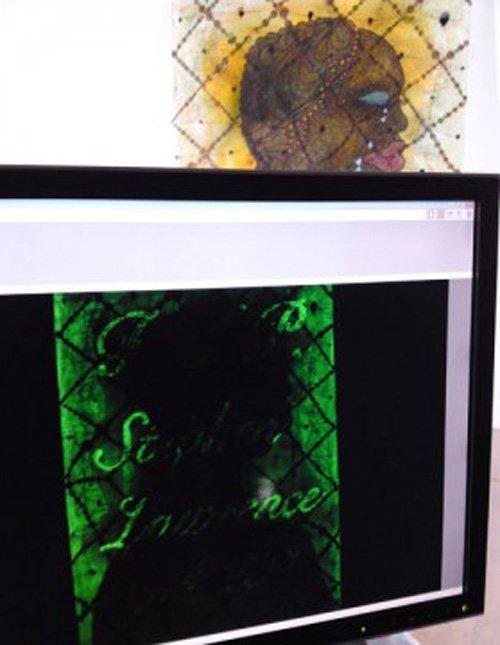 Google Art Project Glowy Night at the Museum Ofili 6