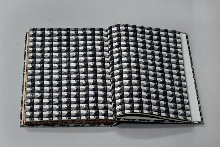 Harry Carter Curwen Press pattern book 1928