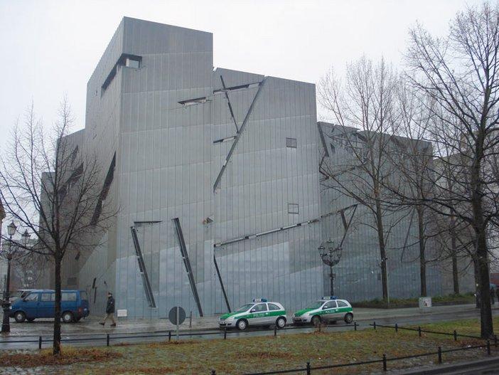 Daniel Libeskind The Jewish Museum Berlin
