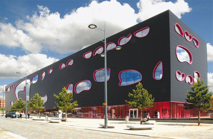 Will Alsop The Public in West Bromwich 2008