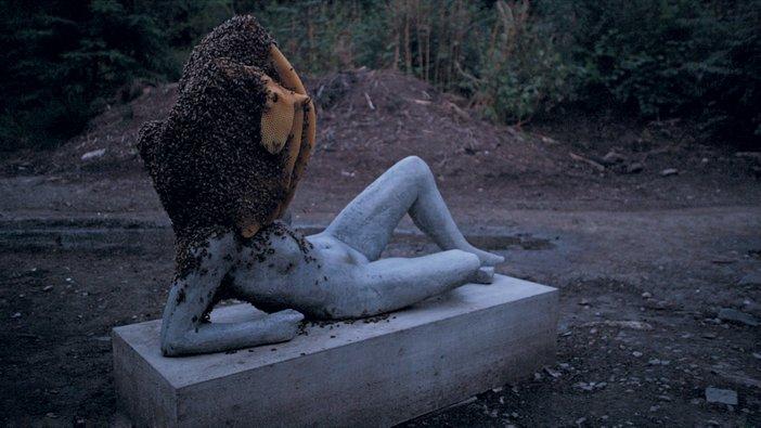 Pierre Huyghe, Untitled (Liegender Frauenakt) 2011-12