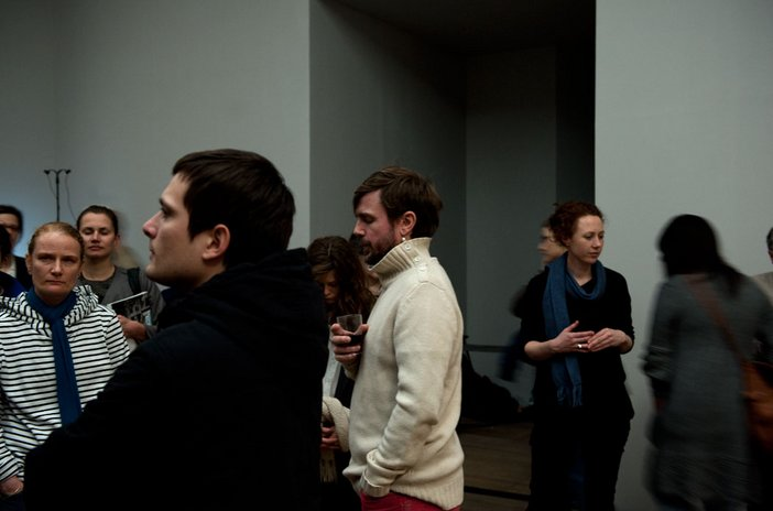 Mark Leckey and Florian Hecker, Untitled 2011