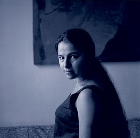 Photograph of Eva Hesse