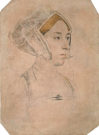 Hans Holbein the Younger Portrait of a Lady