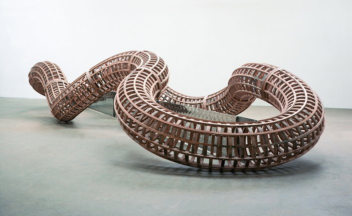Richard Deacon After 1998 Purchased from funds provided by CGNU plc 2002 © Tate