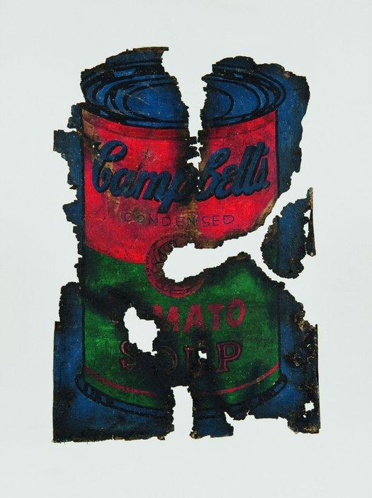 Komar and Melamid, Post Art No 1 (Warhol), 1973