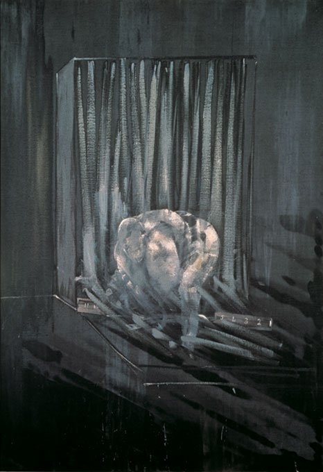 Francis Bacon Study for Nude 1951